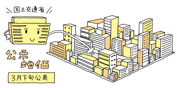 「公示地価」「基準地価」「路線価」の違いは? 「一物五価」の土地、なぜそんなに複雑なのか?